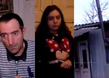 6-სულიანი ოჯახის უკიდურესი გაჭირვება -  ანანიძეების საცხოვრებელ სახლს საძირკველი არ აქვს (ვიდეო)