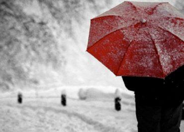 წვიმა, თოვლი და შტორმი ზღვაზე - საქართველოში ამინდი გაუარესდება