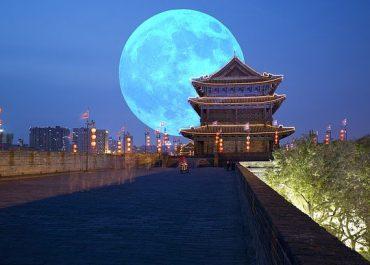 ჩინეთში ისევ მიწისძვრა დაფიქსირდა