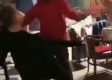 (ვიდეო) - ნიკა გვარამიასა და ნოდარ მელაძის ეგზოტიკური ცეკვა