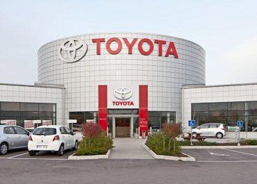 კომპანია Toyota Motor Corp.-ი, ელექტრონული დეფექტის გამო 3,4 მილიონ ავტომობილს დაიბრუნებს უკან
