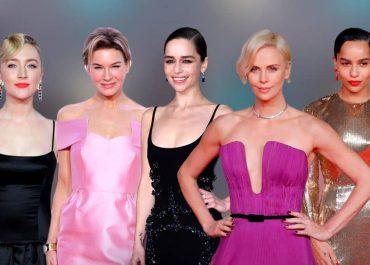 BAFTA 2020 - როგორ გამოიყურებოდნენ ვარსკვლავები წითელ ხალიჩაზე