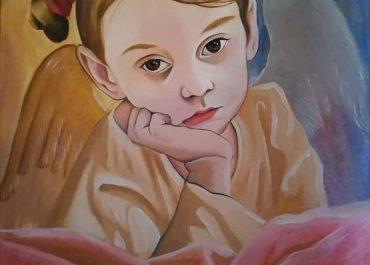 """რას წერს 10 წლის გოგონა ანიტაზე - """"ამ თაობის მფარველი ანგელოზია"""""""