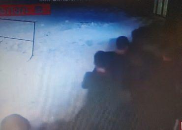 კიდევ ერთი ცემის კადრები გუდაურიდან - (ვიდეო)