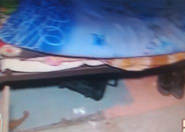 წყალტუბოში 58 წლის მამაკაცი შიმშილისგან და სიციცისგან გაიყინა - (უმძიმესი ვიდეო)