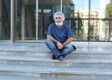 """""""საქართველოში კორონავირუსი დაუდგინდათ, პოლიტიკოსმა მითხრა"""" - სკანდალური ინტერვიუ ევროპაში მცხოვრებ ექიმთან"""