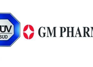 """GM Pharma-ს (""""ჯი-ემ-პი"""") ხარისხის ახალი ISO სერტიფიკატი გადაეცა"""