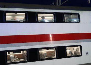 თბილისი- ბათუმის რეისის მგზავრები სხვა მატარებლით გაემგზავრნენ