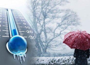 ძლიერი ყინვა საქართველოში 15 თებერვლამდე გასტანს