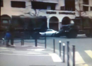 (ვიდეო) - როგორ დგება საფრანგეთის ქუჩებში ჯარი