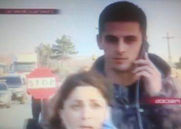 """(ვიდეო) - ,,რუსთავი 2""""- ისა და ,,მაესტროს"""" ჟურნალისტების შეჯახება პირდაპირ ეთერში"""