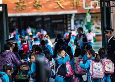 მილიონობით ჩინელი ბავშვი გაერთიანდა და დისტანციური სწავლების აპლიკაცია გააუქმა