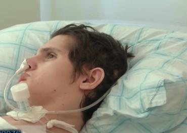 კომაში მყოფ 17 წლის ბიჭს უფულობის გამო, საავადმყოფოდან უშვებენ