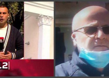 მინისტრის მოადგილესთან ჩაწერილი ინტერვიუს გამო ჟურნალისტი კარანტინშია