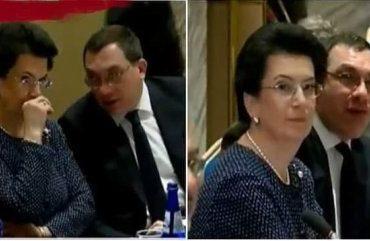 """(ვიდეო) - """"უკაცრავად, ქალბატონო ნინო"""" - რა აწყენინა ბოკერიამ ბურჯანაძეს?"""