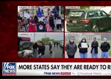 მარნეული, ჯორჯია - Fox News-მა მარნეულის აქცია გააშუქა