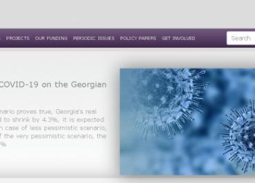 """""""როგორი იქნება covid 19-ის გავლენა ქართულ ეკონომიკაზე - სცენარები და პროგნოზები"""" – PMCG-ს მიმოხილვა"""
