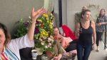 როგორ აღნიშნა მაია ასათიანმა დაბადების დღე (ვიდეო)