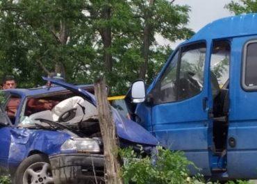 ერთი გარდაცვლილი და სამი დაშავებული - უმძიმესი ავარია მარნეულში