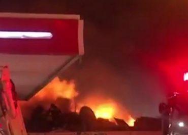 ვარკეთილში ცეცხლის ლოკალიზება ვერ ხერხდება - რა საფრთხე წინ დგანან მაშველები?