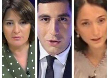 """ტოვებენ თუ არა წამყვანი ჟურნალისტები """"ტვ პირველს""""? - პირველი კომენტარები"""