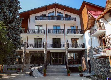 """სასტუმრო """"ამირანის პარკი"""" მშვიდი, უსაფრთხო და კომფორტული გარემო იდეალური დასვენებისთვის"""