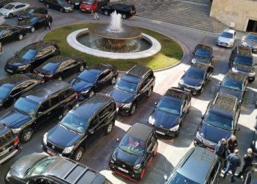 სსიპებ-ის 382 ახალი ავტომობილი - 2 წელში დახარჯული 18 მილიონი