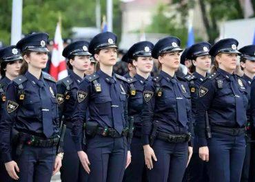 1 ივლისიდან პოლიციელების ხელფასი 125 ლარით გაიზარდა