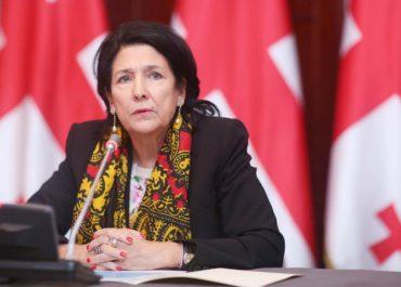 """""""გიორგი რურუას არ შევიწყალებ, გადაწყვეტილებას ვერავინ შემაცვლევინებს"""""""