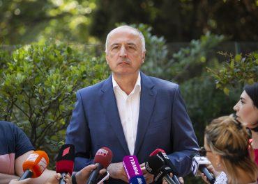 """ბადრი ჯაფარიძე - """"ქართულმა ოცნებამ"""" ქვეყნის ოკუპაციის საკითხი მსოფლიო პოლიტიკის დღის წესრიგიდან მოხსნა"""