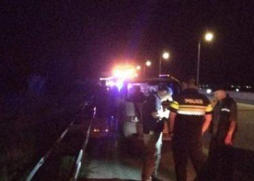 ავარიას სოფელ ნიგოზასთან მამაკაცი ემსხვერპლა