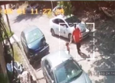 თბილისში 48 წლის მამაკაცი 4 წლის ბავშვს იტაცებდა! - ქუჩის კამერებით გადაღებული კადრები