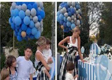 """""""დაბადების დღეს გილოცავ, ჩემო სამყაროვ"""" - კალაძის ვაჟი 2 წლის გახდა - (ფოტოები წვეულებიდან)"""