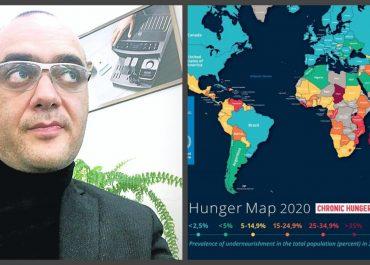 """""""შიმშილის ზონაში მოხვდა ჩემი ქვეყანა! ქვეყანა, რომელსაც აქვს ყველაფერი, რომ იყოს მდიდარი!"""""""