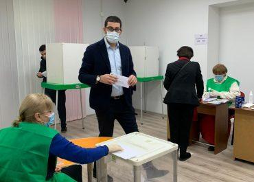 საბა ბუაძე - ხმა მივეცი ახალ ძალას და ქართულ პოლიტიკაში ახალი იმედის გაჩენას