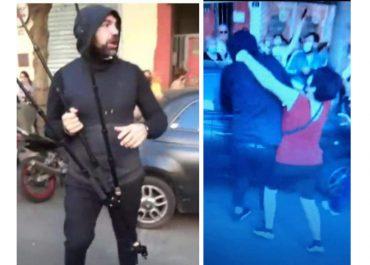 """(ფოტო) - """"ქალებმა გალახეს, ქურდი გაუფუჭეს """"ქოცებს"""" - რა მოხდა ათენში?"""