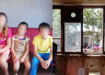"""""""ბავშვს შიმშილისგან სკოლაში გული წაუვიდა, შერცხვა და მიზეზი ვერ თქვა"""" - ოჯახი, რომელსაც ასახლებენ"""