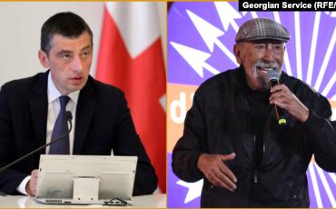 """""""კიკაბიძე ასაკშია, ამ ასაკის ადამიანი რომ გამოგყავს, ამღერებ... მეტი ახალგაზრდა გამოჩნდეს პოლიტიკაში..."""""""