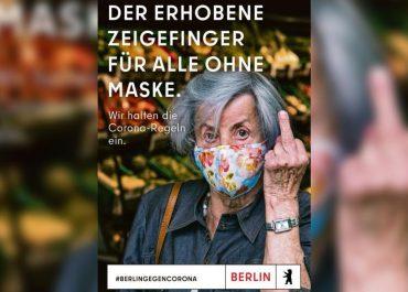 რომელ ტურისტებს უჩვენებს ბერლინი შუა თითს? - გერმანიის მთავრობის რეკლამა