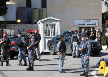 ლიბანში ციხიდან 70-მდე პატიმარი გაიქცა