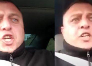"""(ვიდეო) - """"დავითრიოთ ერთი პოლიციელი, დავჩეხოთ, იყოს შეწირული, მისი დედაც მოვ@@ან..."""" - სკანდალური ვიდეო"""