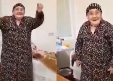 (ვიდეო) - 100 წლის ბებომ კოვიდი დაამარცხა და აჭარულს ცეკვავს