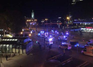 (+18 ფოტო და ვიდეო) - ვენის ქუჩებში 6 ტერორისტი ერთად - რა ხდება ამ დროისათვის ავსტრიაში?