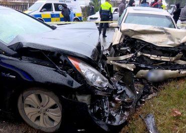 საზარელი ავარია ქობულეთში - დაშავებულთა შორის ერთი ორსულია, გარდაცვლილია ერთი ადამიანი