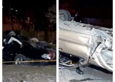 (ფოტოები) - საზარელი ავარია ზუგდიდში და 27 წლის გარდაცვლილი