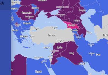ამ მაჩვენებლით მსოფლიოში მხოლოდ ერთი სახელმწიფოა - საქართველო -  International SOS-ის კვლევა