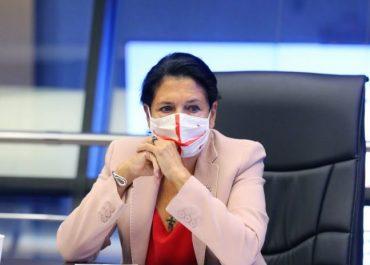 (ვიდეო) - დავიღალეთ, დავიღალეთ, დავიღალეთ, დავიღალეთ - პრეზიდენტი
