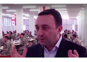"""(ვიდეო) - რას აჭმევენ ქართულ ჯარს  და რამდენს """"ჭამენ"""" ისინი, ვინც ჯარს კვებავს"""