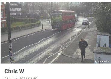 """""""ეს ლონდონია, ავტობუსი მუშაობს, კაცი პირბადის გარეშე დადის და ჩვენთან დღეს, რაო?"""" - გუჯა ბიძია"""
