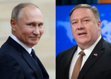 რუსეთს ამერიკამ 365-ზე მეტი სანქცია დაუწესა - მაიკ პომპეო
